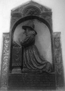 Monument for Martha Hamley. –Photo (c) PK, 2014.