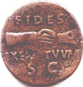 Image source: http://www.livius.org/a/1/romanempire/vitellius_fides.jpg.