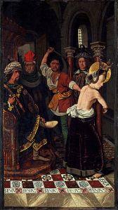 Flagellation of Santa Engratia. –Image source: http://upload.wikimedia.org/wikipedia/commons/thumb/d/d8/Flagelaci%C3%B3n_de_Santa_Engracia.jpg/320px-Flagelaci%C3%B3n_de_Santa_Engracia.jpg.