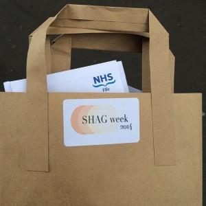 SHAG week giveaways.