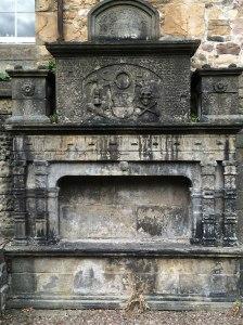 Heriot Memorial. – Photo: (c) PK, July 2015.