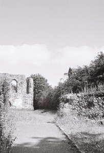Reading Abbey Ruins. - Photo: (c) PK, May 2016